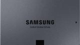 """SAMSUNG 870 QVO SATA III 2.5"""" SSD 8TB (MZ-77Q8T0B) (B089C3TZL9)"""